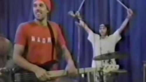 Beto O'Rourke played bass in a grunge band called Foss.