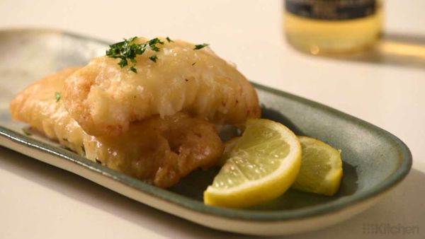 How to make perfect beer batter fish