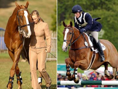 Zara becomes a champion equestrian
