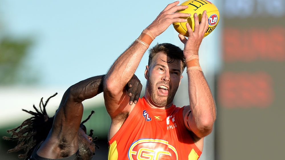 Suns outlast Bombers in AFL pre-season