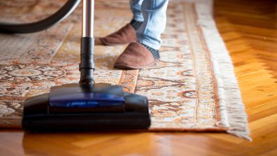 Five vacuum cleaning hacks and tricks that will come in handy