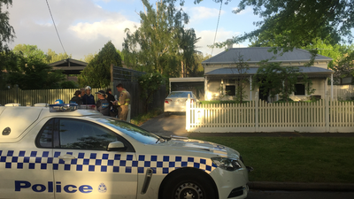 Frantic screams heard as trapped man dies in house fire