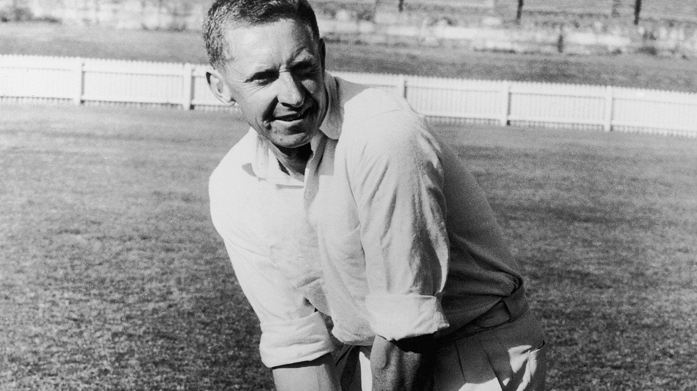 Australian cricket mourns death of former Test opening batsman Bill Watson