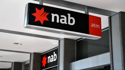 NAB has cut its final dividend after the bank's full-year profit dropped 10.6 per cent to $5.1 billion.