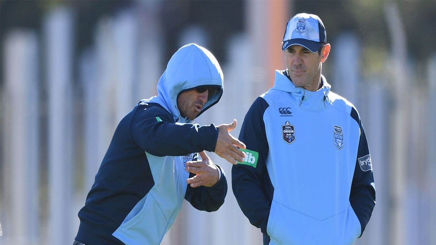 NSW Blues coach Brad Fittler still undecided about final selection call