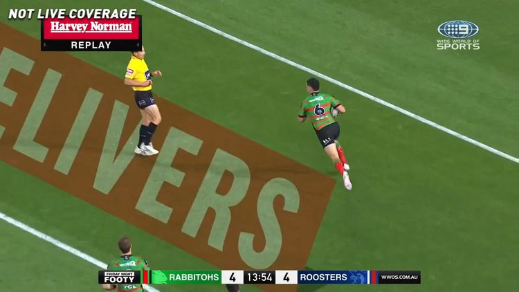 Nrl South Sydney Rabbitohs Smash Sydney Roosters In Record Breaking Win