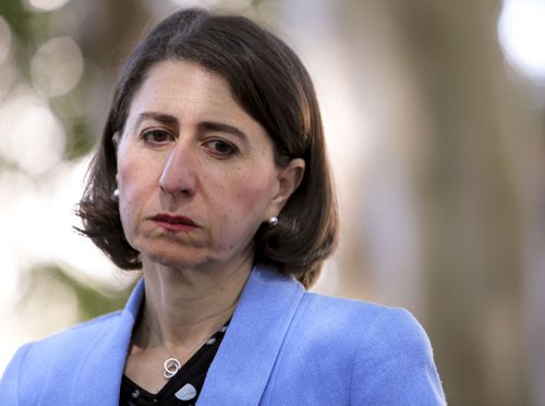 Gladys Berejiklian insists it is in the taxpayers' interest to get a fair price for the site. (AAP)
