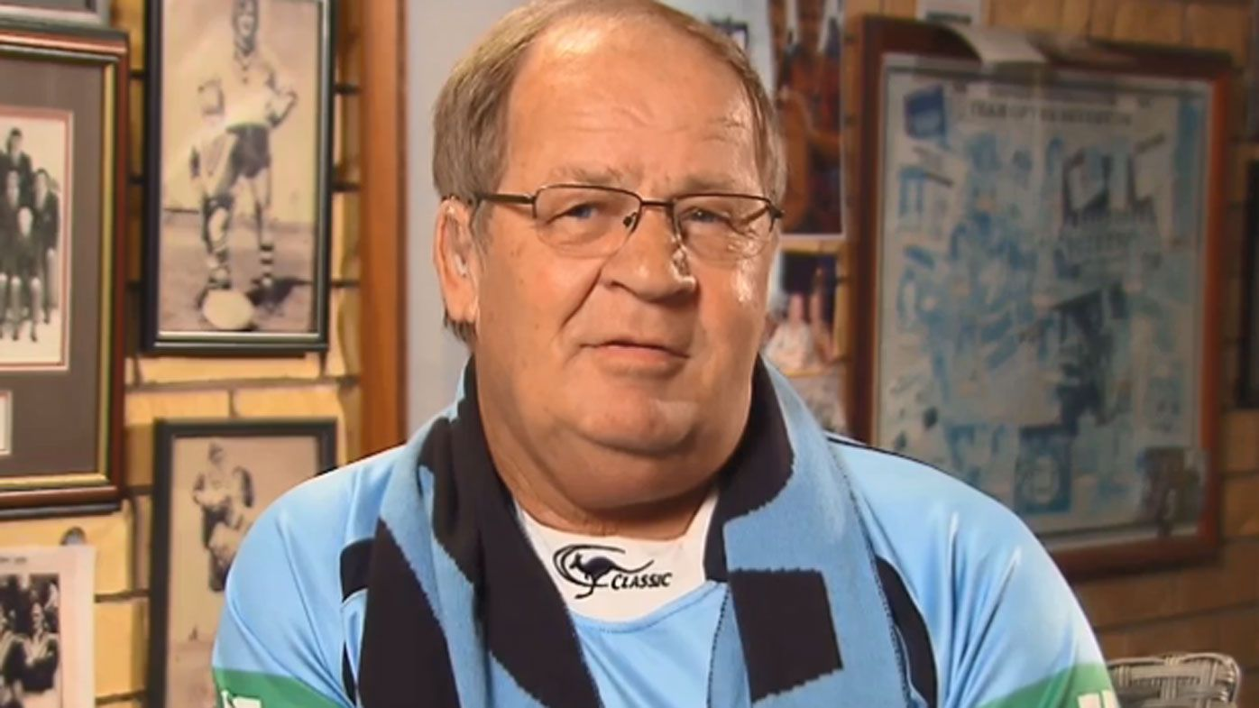 Tommy Raudonikis delivers message to NSW Blues for State of Origin opener after beating cancer