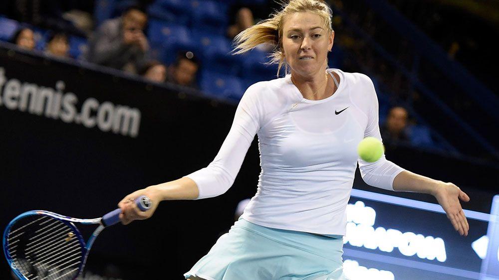 Women tennis stars in Open fitness race