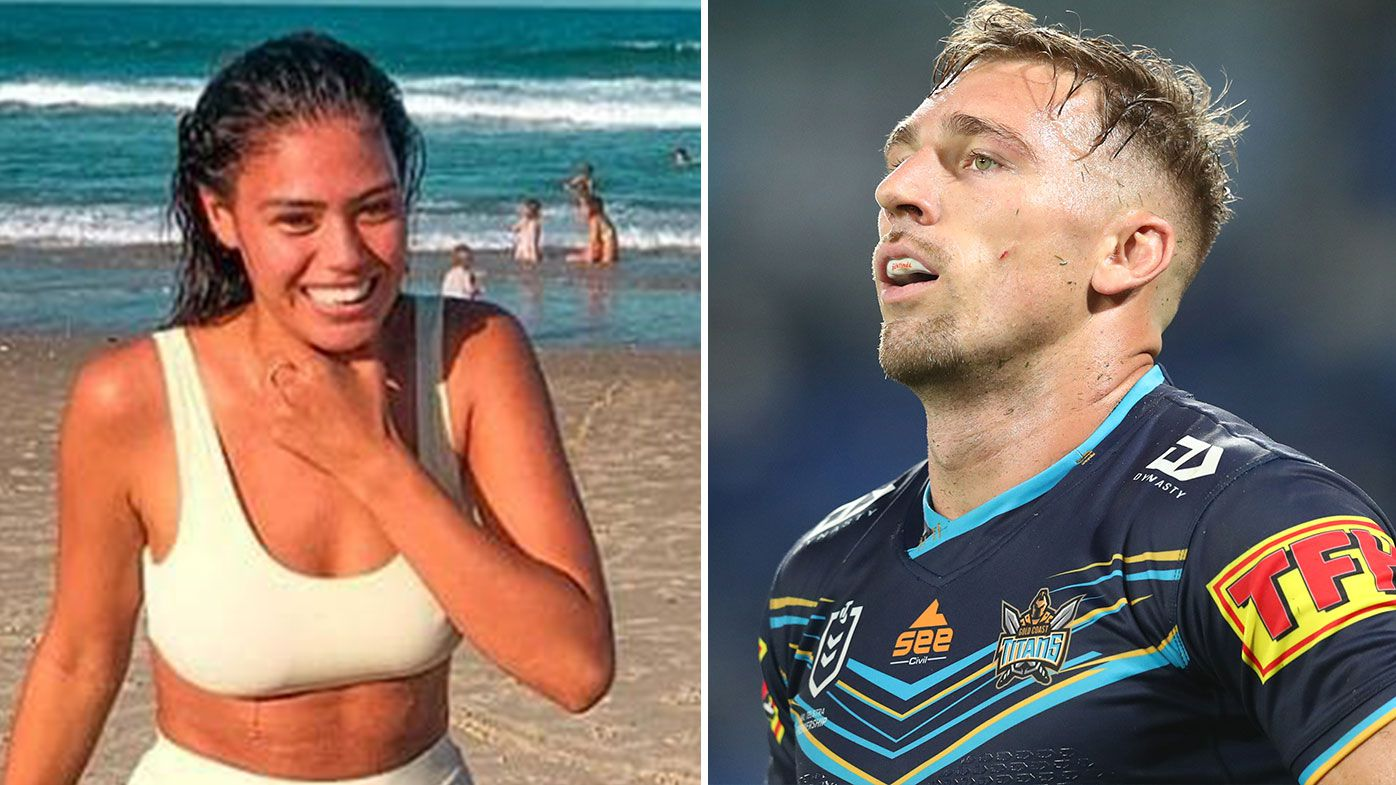 Bryce Cartwright and his partner