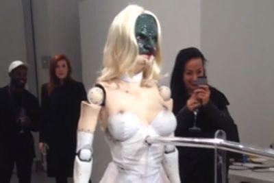 Dancing robot will fuel your nightmares