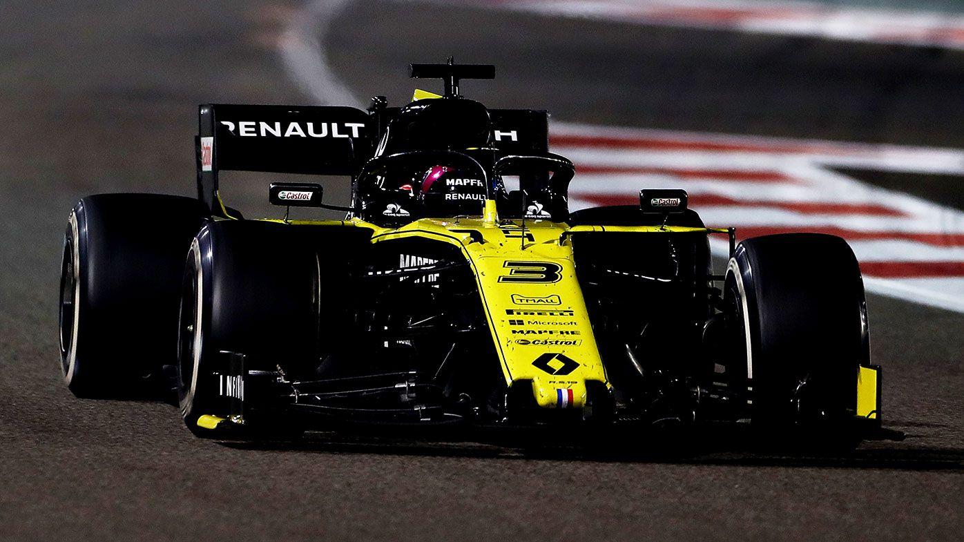 F1 2019 Abu Dhabi Grand Prix Daniel Ricciardo S Exasperating Race Explained