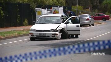 A court has heard an innocent motorist was murdered after his car