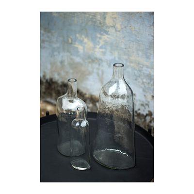 SVARTAN decorative bottles made from clear glass $16.99