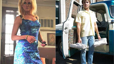 First pics: Nicole Kidman and Zac Efron in 'sexual thriller' <i>The Paperboy</i>