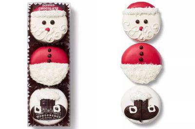 Raunchy detail spotted in Target Santa cookies