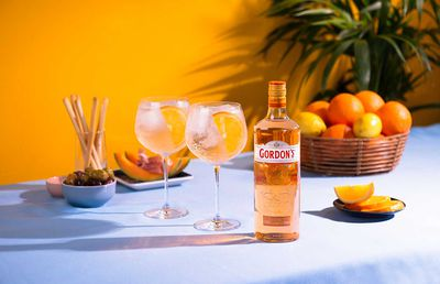 Gordon's Mediterranean Orange Distilled Gin, $21.99