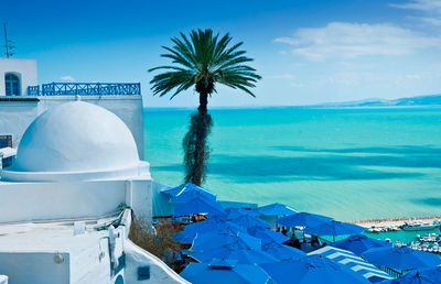 15. Sidi Bou Said, Tunisia