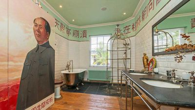 Inside the $3500-a-night London apartment decorated with dictators