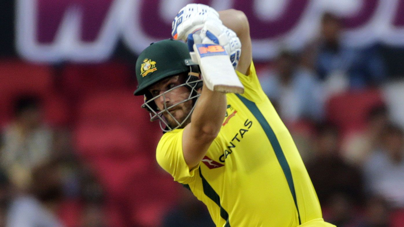 Time to back up ODI knock of 93: Finch