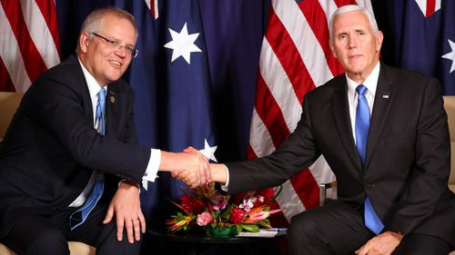 The United States and Australia will partner for the extension of a naval base on Manus Island, in a move that could anger China.