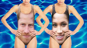 The weird and wacky Meghan and Harry royal wedding merchandise