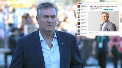 Eddie McGuire vows to sue Facebook over fake erectile dysfunction ad
