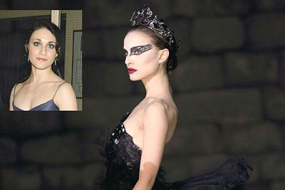 """Sarah Lane, the dancing double for Natalie Portman in <i>Black Swan</i>, claimed the public was misled about how much dancing Portman actually did in the film. """"Of the full body shots I would say 5 percent are Natalie,"""" she said. """"All the other shots are me."""""""