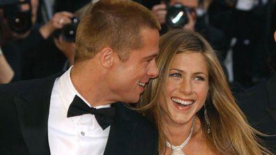 Brad Pitt, Jennifer Aniston, Cannes, Troy, movie, premiere
