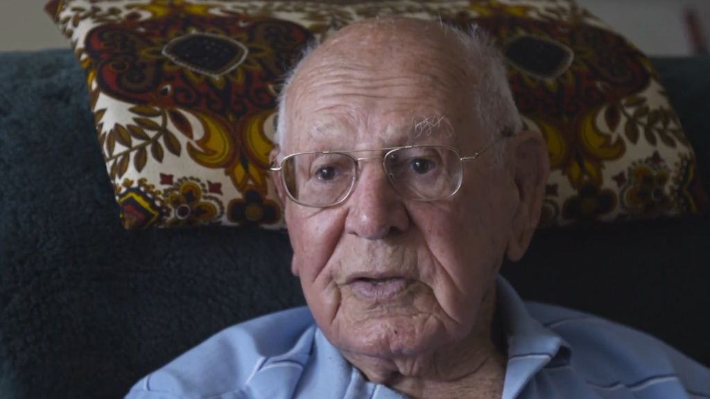 Eric Tweedale, the oldest living Wallaby, celebrates his 100th birthday today