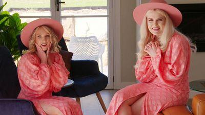 Booka's bridesmaids' outfits