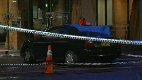 Two men and a woman have been shot in separate incidents in Sydney's west. (9NEWS)