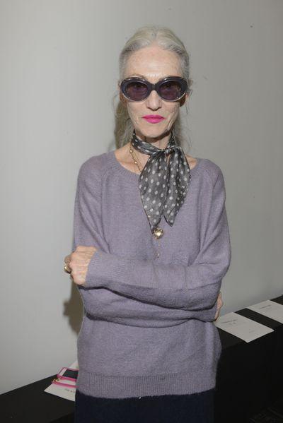 Linda Rodin, 65, beauty entrepreneur and style icon