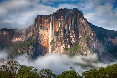 20. Angel Falls, Venezuela
