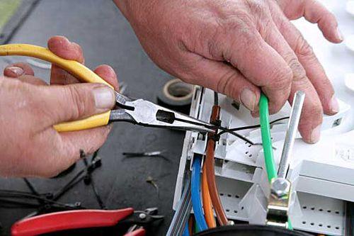 Broadband installation