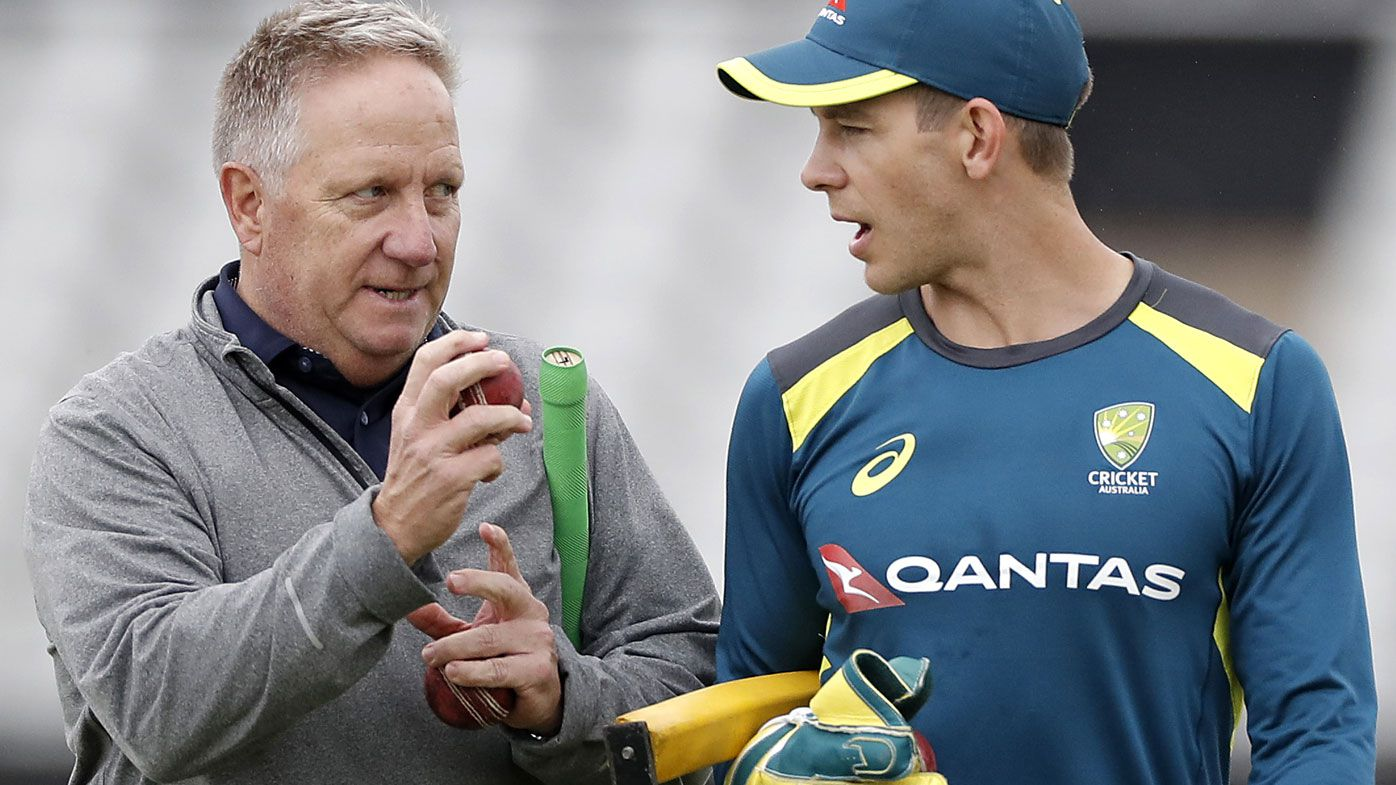 Tony Jones: Ian Healy's Ashes tune-up with Tim Paine steeped in brotherhood