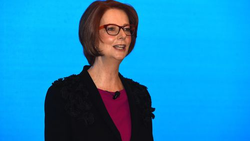 Former PM Julia Gillard declares support for marriage equality