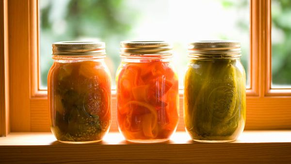 All bottled up: how to preserve vegetables