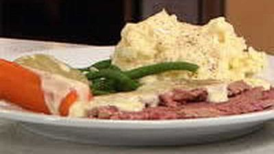 "19.) <a href=""https://kitchen.nine.com.au/2016/05/18/05/35/scott-cams-corned-beef-with-white-sauce"" target=""_top"" draggable=""false"">Scott Cam's Corned Beef with White Sauce</a>"