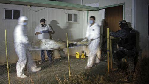 Police find 61 rotting bodies in Mexico crematorium