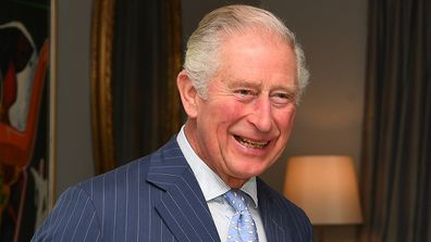 Prince Charles during a recent visit to New Zealand on November 19, 2019.