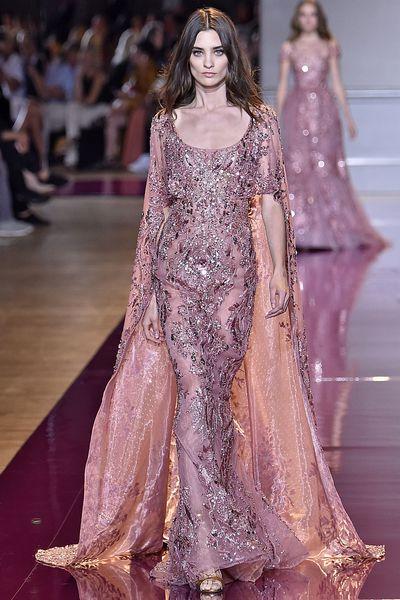 Zuhair Murad, haute couture autumn/winter, '16/'17, Paris Fashion Week