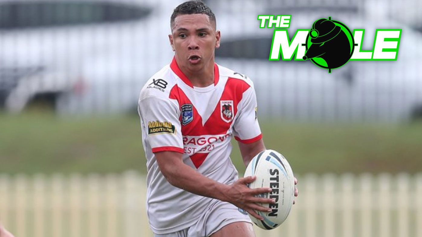 South Sydney join the race for son of Anthony Mundine