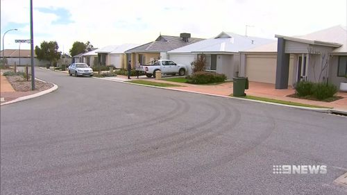The family said it was told not to park on the street. Picture: 9NEWS