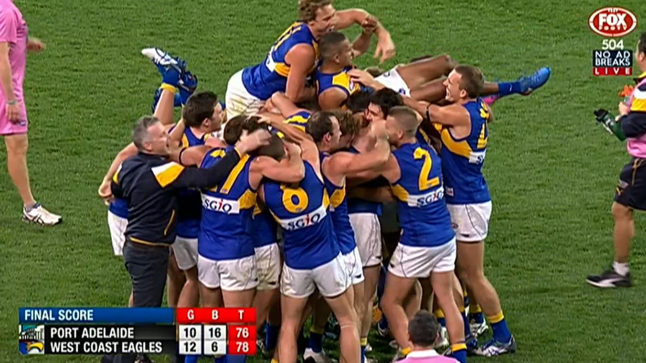 Shuey kicks game-winner after the siren