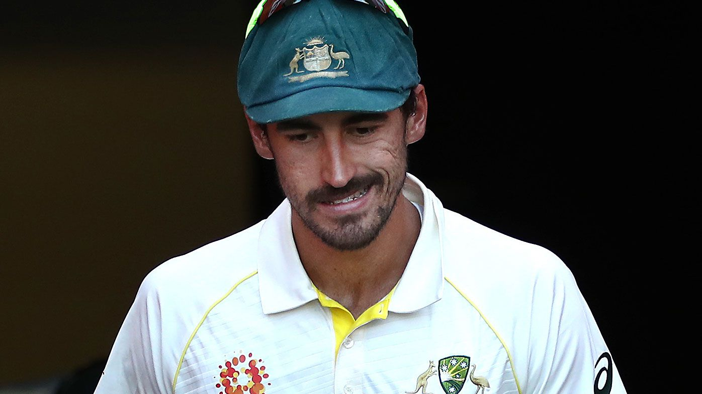 Former Australian paceman Mitchell Johnson alarmed by Mitchell Starc's lack of fire
