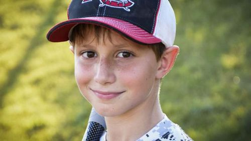 Caleb Schwab was decapitated while riding the Verruckt waterslide at the Schlitterbahn water park.
