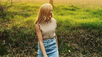 Winona Langford, 17, from Sydney.