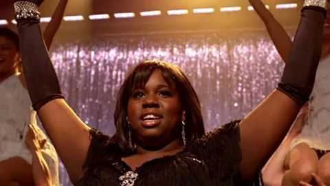 <i>Glee</i> slammed for introducing a transgender character