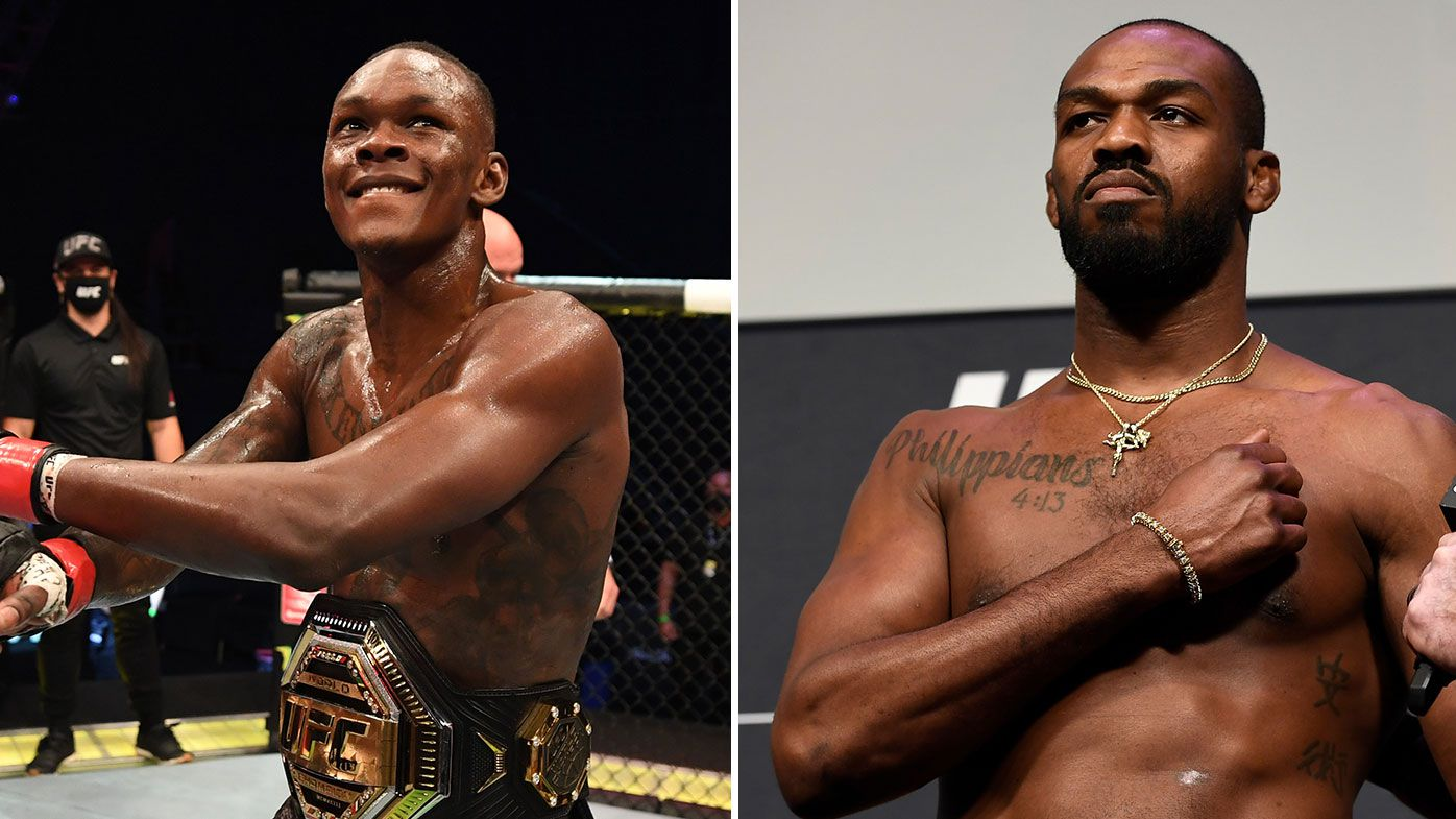 Israel Adesanya, Jon Jones take social media beef to a new level